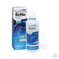ReNu - Multiplus Solution Multifonctions - 360 ml