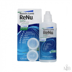 ReNu - Multiplus Solution Multifonctions - 120 ml