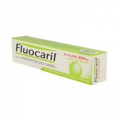Fluocaril - Toothpaste for Decay Protection - 75 ml