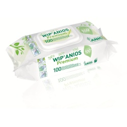 Anios - WIP'ANIOS PREMIUM Wipes - Sachet of 100 wipes