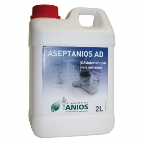 Aseptanios AD canister 2L: Disinfectant By Airliens