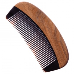 Beardilizer - Buffalo Horn - Beard Comb
