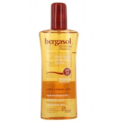 Bergasol - Dry Oil SPF 20 - 125ml