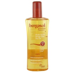 Bergasol - Dry Oil SPF 6 - 125ml