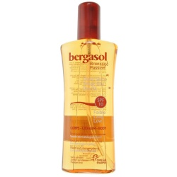 Bergasol - Dry Oil SPF 10 - 125ml