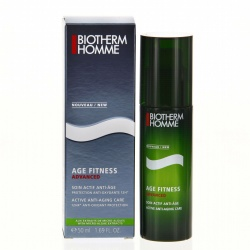 Biotherm Homme - Age Fitness Soin Actif Anti-Age - 50ml