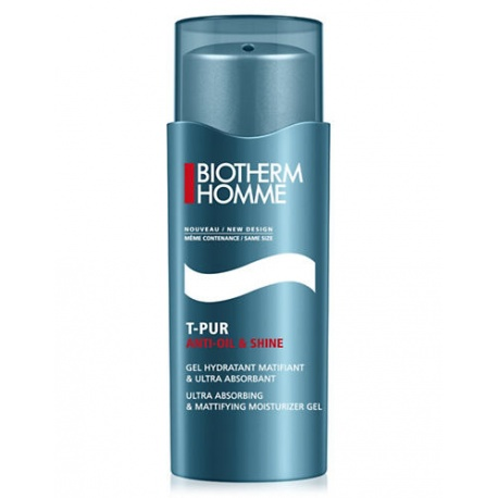 Biotherm Homme - T-PUR Anti-oil & Shine Soin Hydratant - 50ml