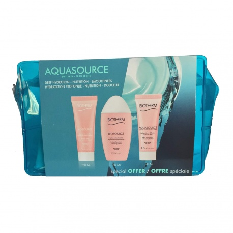 Biotherm - Aquasource Starter Kit for Dry Skin