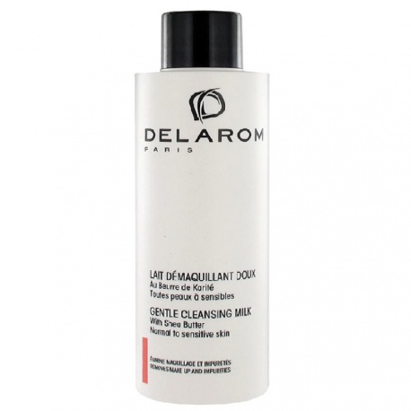 Delarom - Gentle Cleansing Milk - 200ml