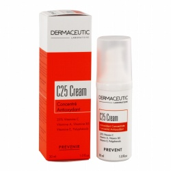 Dermaceutic - C25 Cream Antioxidizing Concentrate - 30ml