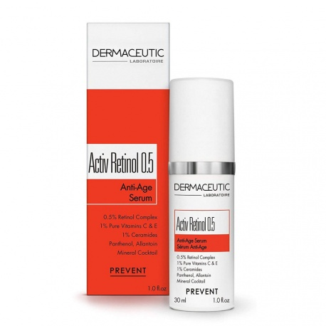 Dermaceutic - Activ Retinol 0.5 - Sérum Anti-âge - 30ml