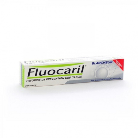 Fluocaril - Whitening Toothpaste for Decay Protection - 75ml