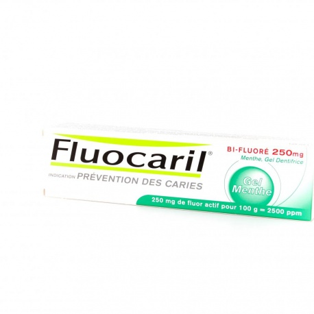 Fluocaril - Gel Dentifrice Prévention des Caries - 75ml
