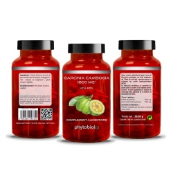 Phytobiol - Garcinia Cambogia Extract 1800 mg - 60 Capsules