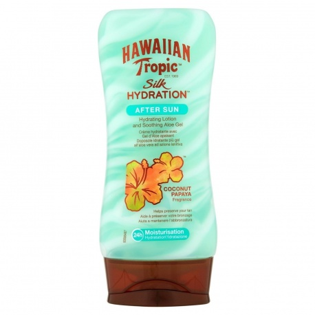 Hawaiian Tropic - Silk Hydratation After Sun - 180ml