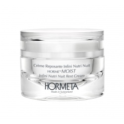 Hormeta - Horme Moist - Infini Nutri Nuit Rest Cream - 50ml