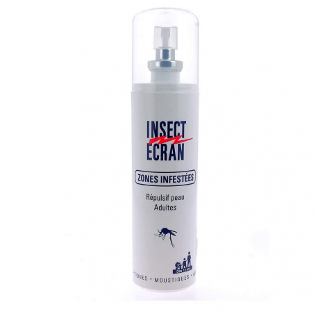 Insect Ecran - Infested Zones - 100ml