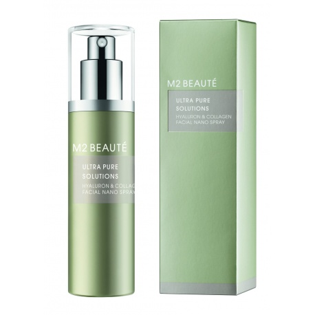 M2BEAUTE - Ultra Pure - Solutions Hyaluron Collagen - 75ml