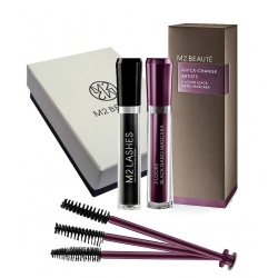 M2BEAUTE - 3 Looks Black Nano Mascara - 6ml