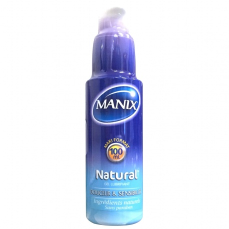 Manix - Gel Lubrifiant Natural - 100ml