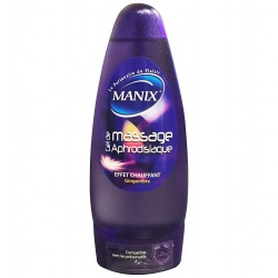 Manix - Gel Lubrifiant Massage Aphrodisiaque