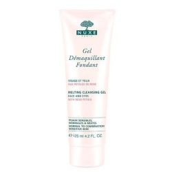 Nuxe - Melting Cleansing Gel with Rose Petals - 125ml