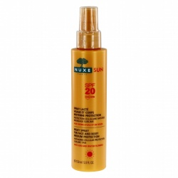 Nuxe Sun - Milky Spray Face and Body SPF 20 - 150ml