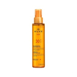 Nuxe Sun - Bronzing Oil Face and Body SPF 30 - 150ml