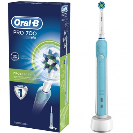 Oral-B - Pro 700 CrossAction Toothbrush