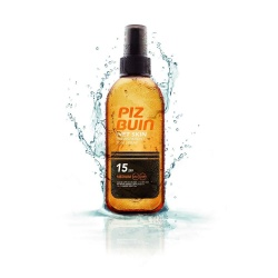 Piz Buin - Sun Oil Wet Skin SPF 15 - 150ml