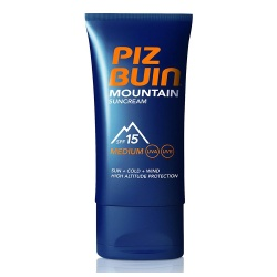 Piz Buin Mountain - Sun Cream SPF 15 - 40ml