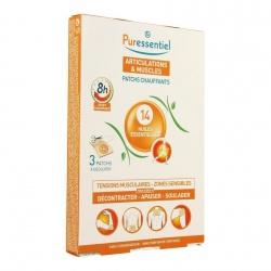Puressentiel - Heat Patches Articulations & Muscles