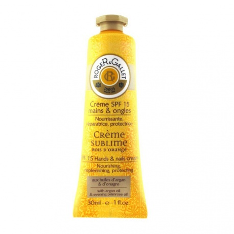Roger & Gallet - Crème Sublime Mains Bois d'Orange - 30ml