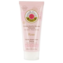 Roger & Gallet - Relaxing Shower Cream Rose - 200ml