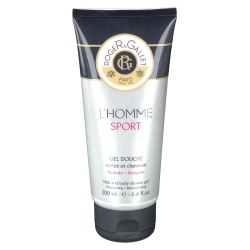 Roger & Gallet - Body and Hair Shower Cream L'Homme Sport - 200ml