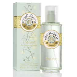 Roger & Gallet - Eau Fraiche Fragrant Green Tea - 100ml