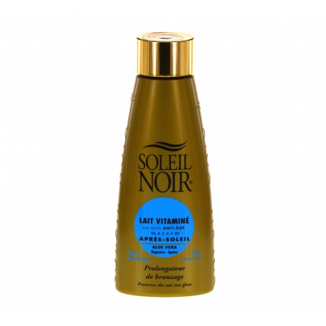 Soleil Noir - Milk with Vitamins After Sun - 150ml