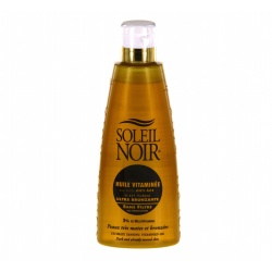 Soleil Noir - Oil with Vitamins Without Filter - 150 ml