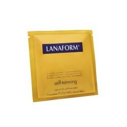 Lanaform - Body and Face Self-Tanning Wipe - 1 Wipe