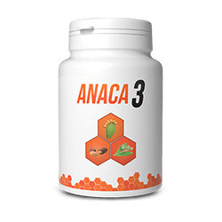 Anaca 3 - Weight Loss - 90 Capsules