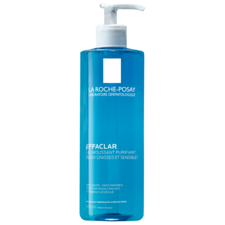 La Roche Posay - Effaclar Purifying Foaming Gel - 400ml