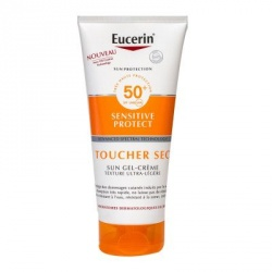Eucerin - Sun Gel-Crème Corps SPF50+ Sensitive Protect - 200ml