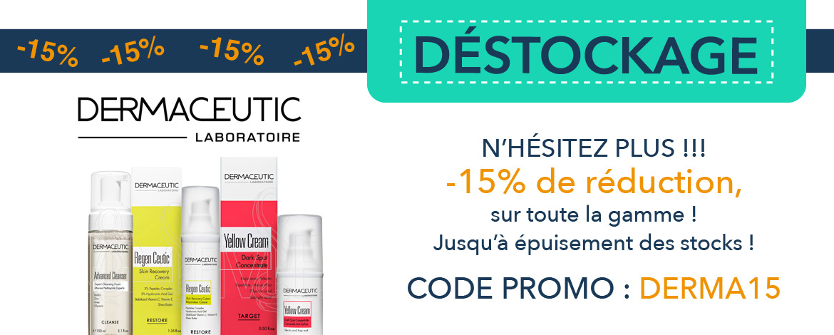 Destockage Dermaceutic